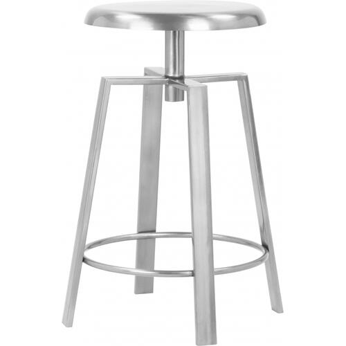 "Lang Bar  Counter Stool - 17"" W x 17"" D x 24"" H"