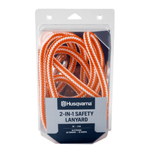 2-in-1 Safety Lanyard