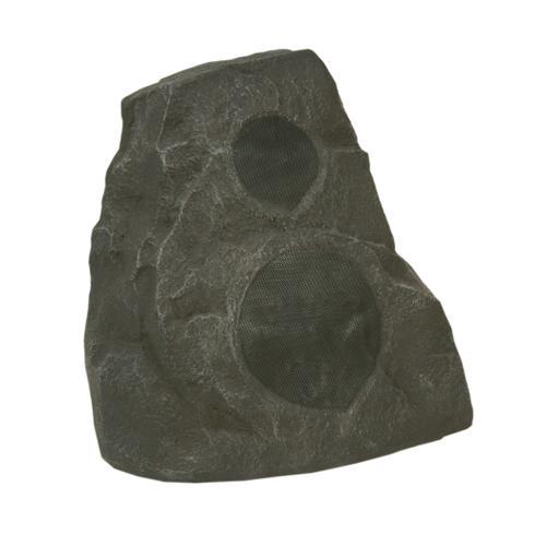 Klipsch - AWR-650-SM Outdoor Rock Speaker - Granite