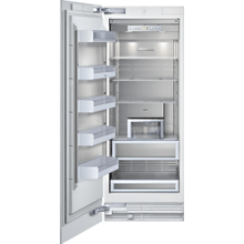 """See Details - Freezer column 400 series RF 471 700 fully integrated Niche width 30"""" (76.2 cm),"""