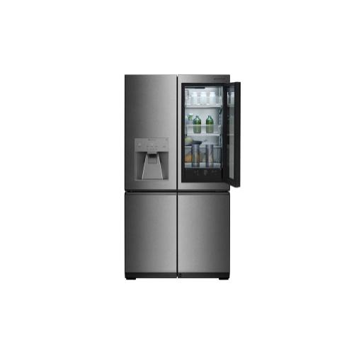 LG SIGNATURE 23 cu. ft. Smart wi-fi Enabled InstaView™ Door-in-Door® Counter-Depth Refrigerator
