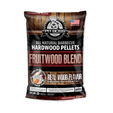 20 LB Fruitwood Blend Hardwood Pellets (Free Shipping)