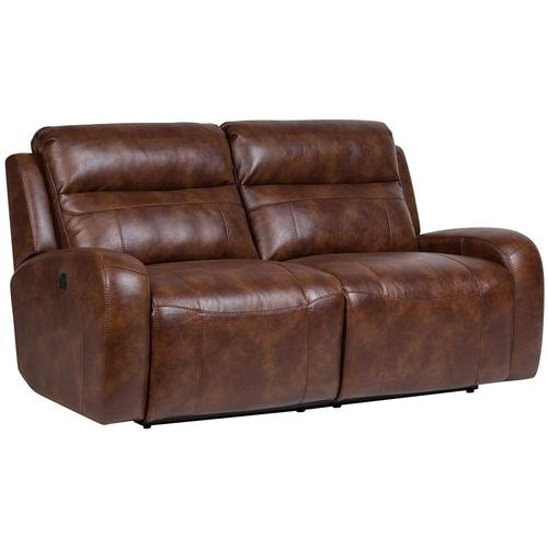 Riverton Power Reclining Console Loveseat, MP27890