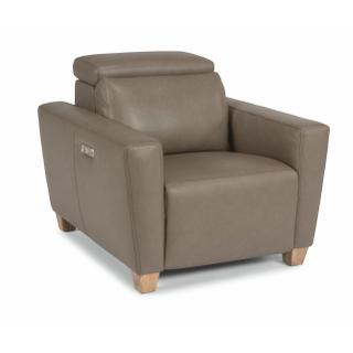 See Details - Astra Power Recliner with Power Headrest