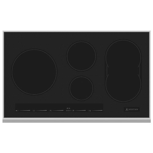 "36"" Induction Cooktop - KIC Series - Black"