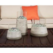 See Details - Small Fire Pot