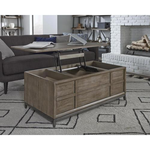 Aspen Furniture - Lift Top Cocktail Table