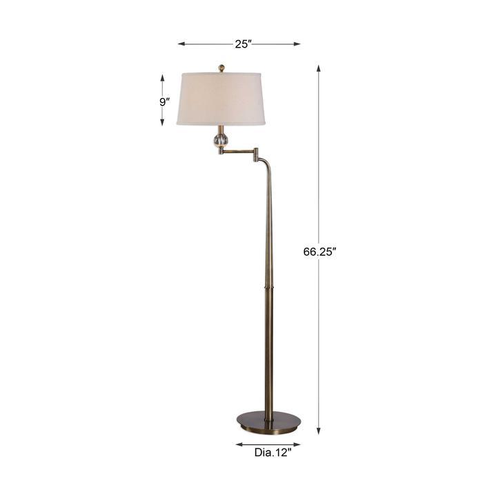 Uttermost - Melini Floor Lamp