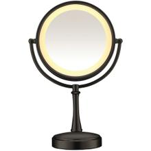 Touch-Control Lighted Mirror