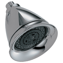 Round Multi-function Showerhead