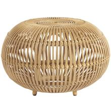 See Details - Small Rattan Scatter Table