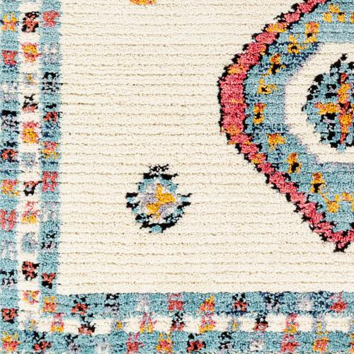 """Gallery - Casablanca shag CAG-2307 6'7"""" x 9'"""