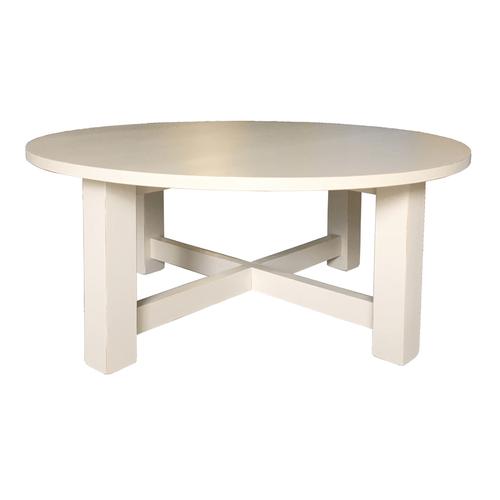 Banff Round Coffee Table
