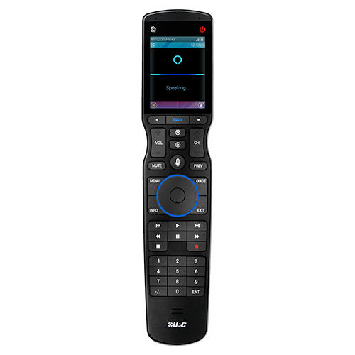 Remote Control with Voice Control