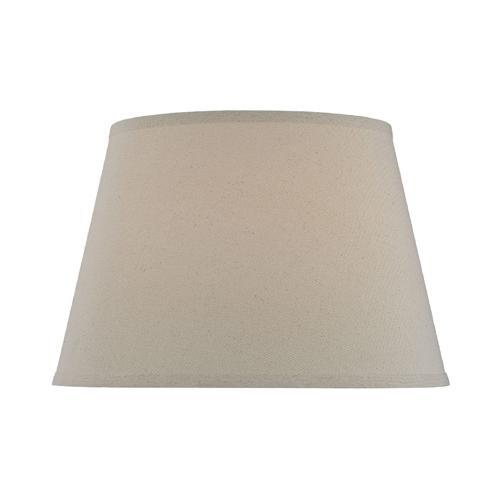 "Jacquard Fabric Shade - 10""TX14""BX9.5""H"