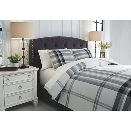 Stayner 3-piece Queen Comforter Set