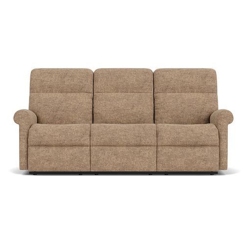 Flexsteel - Davis Reclining Sofa