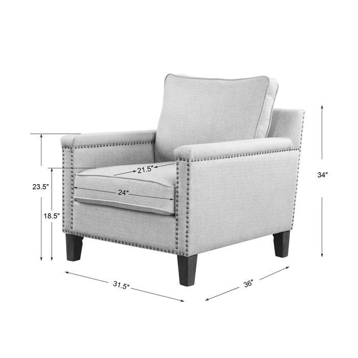 Uttermost - Charlotta Accent Chair