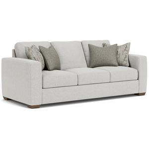 Flexsteel - Collins Three-Cushion Sofa