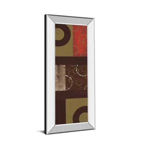 """Mix N' Match I"" By Earl Kaminsky Mirror Framed Print Wall Art"