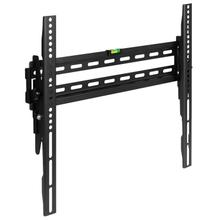 """See Details - FLASH MOUNT Tilt TV Wall Mount with Built-In Level - Max VESA Size 400 x 400mm - Fits most TV's 32"""" - 55"""" (Weight Capacity 120LB)"""