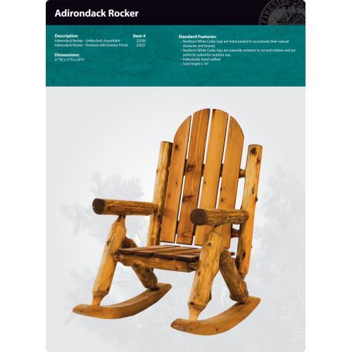 Product Image - Adirondack Rocker