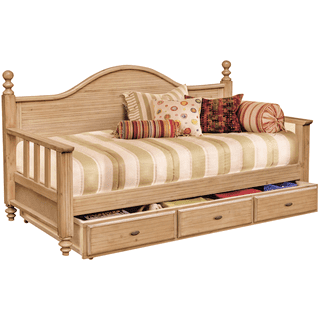 See Details - Hampton Daybed
