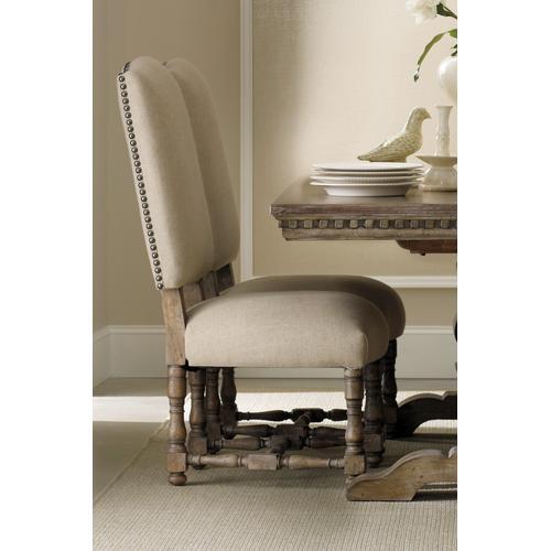 Sorella Uph Side Chair - 2 per carton/price ea
