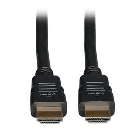 High Speed HDMI Cable with Ethernet, UHD 4K, Digital Video with Audio (M/M), 3 ft.
