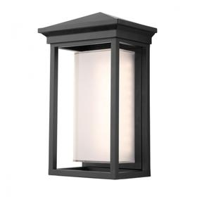 Overbrook AC9131BK Outdoor Wall Light