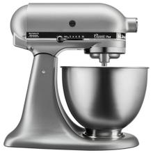 Classic Plus™ Series 4.5 Quart Tilt-Head Stand Mixer - Silver
