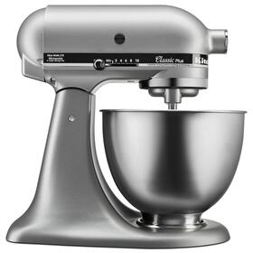 Classic Plus™ Series 4.5 Quart Tilt-Head Stand Mixer - Silver