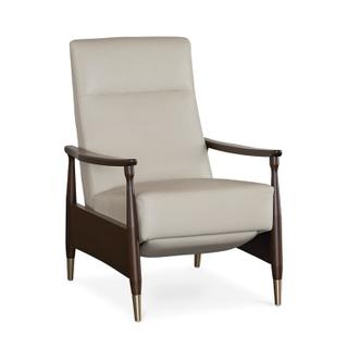 See Details - Maris Leather Recliner