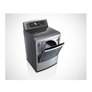 7.3 cu.ft. Ultra Large SteamDryer™ with EasyLoad™ Door