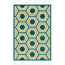 View Product - Hcf01 Peacock / Citron Rug