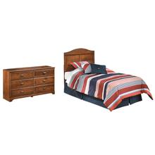 See Details - Twin Panel Headboard With Dresser