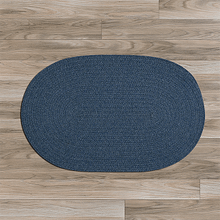 Bristol Rug WL01 Federal Blue 2' X 3'