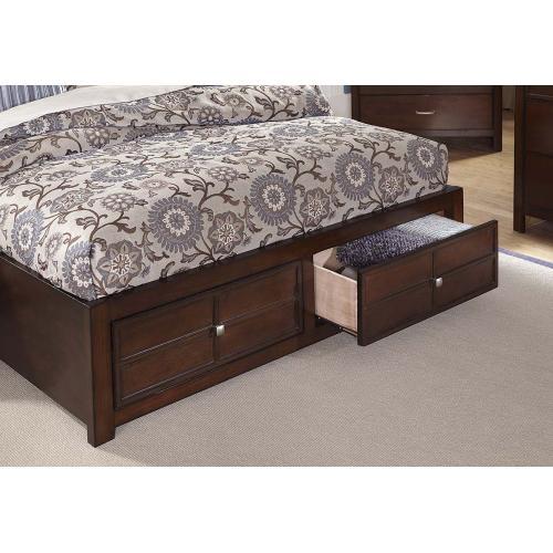 Kensington Queen Storage Bed
