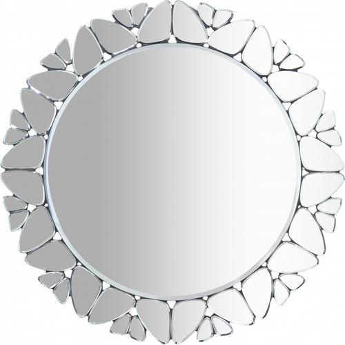 """Cocoon Mirror - 39"""" W x 1"""" D x 39"""" H"""
