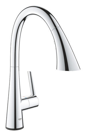 Ladylux Touch Single-Handle Kitchen Faucet Product Image