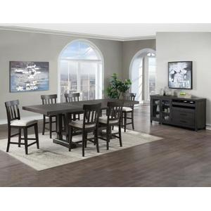 Napa 5-Piece Counter Dining Set (Counter Table & 4 Counter Chairs)