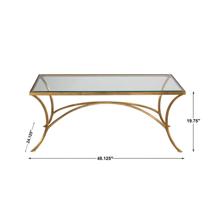 Uttermost - Alayna Coffee Table