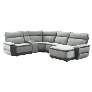 Hedera Power Reclining Sectional