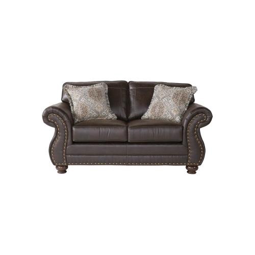 Ridgeline Brownie Sofa & Loveseat