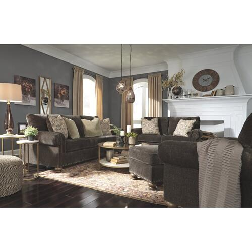 Stracelen Queen Sofa Sleeper Sable