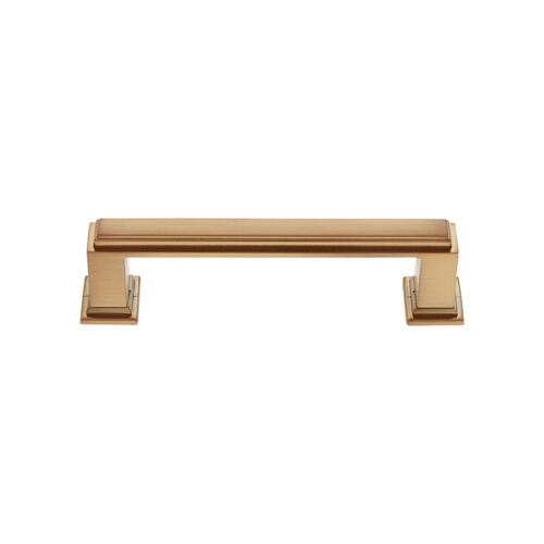 Satin Brass 96 mm c/c Marquee Pull