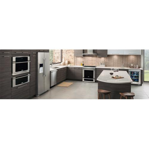 Product Image - Electrolux EW23CS75QS  Counter-Depth Side-By-Side Refrigerator with Wave-Touch® Controls