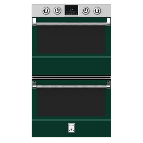 "Hestan - 30"" Double Wall Oven - KDO Series - Grove"