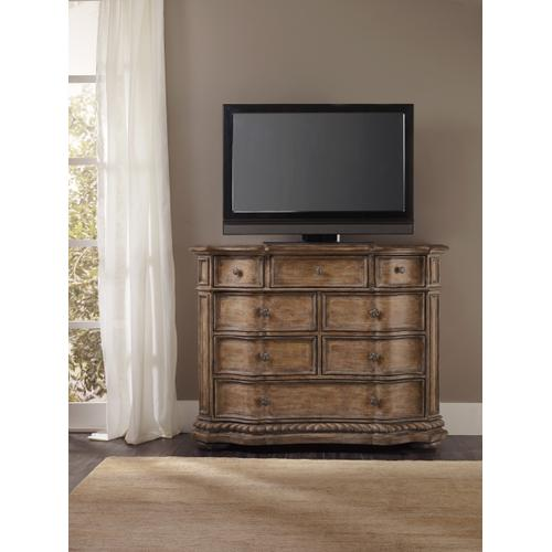 Product Image - Solana Eight-Drawer Media Chest