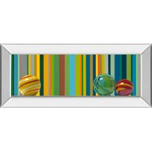 """The Four Seasons - Spring"" By Kevork Cholakian Mirror Framed Print Wall Art"
